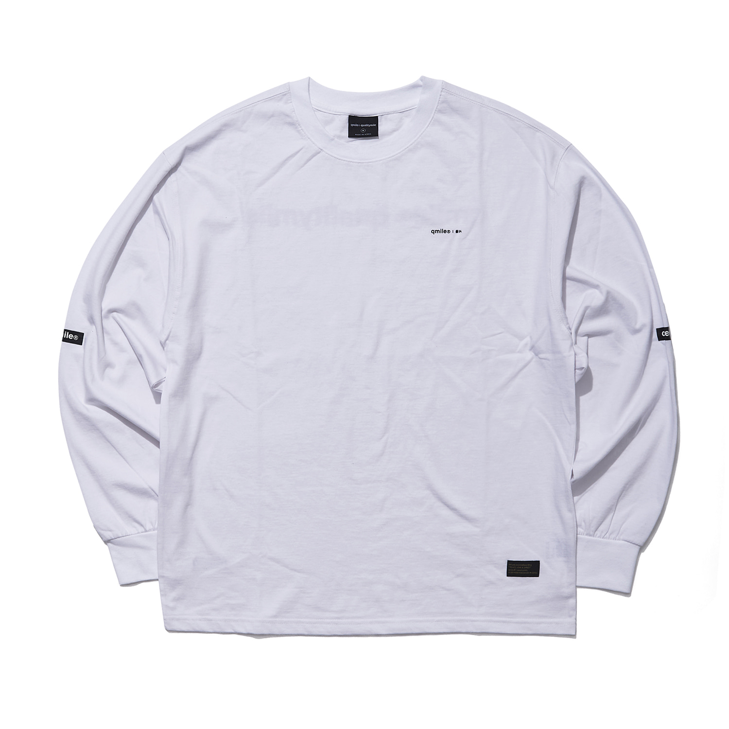 HG (Hangeul) long sleeve white