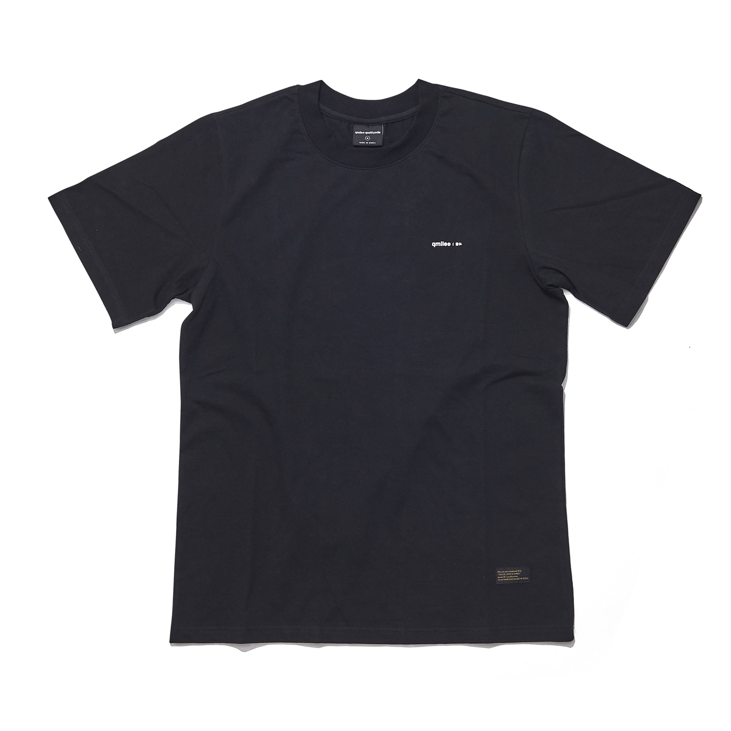 HG (Hangeul) short sleeve black