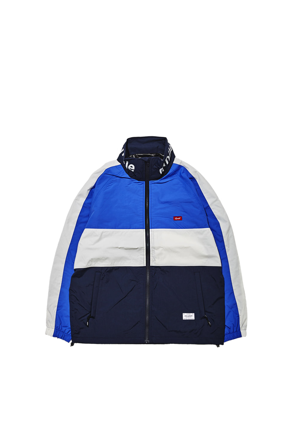 TRACK TOP JACKET | BLUE/NAVY