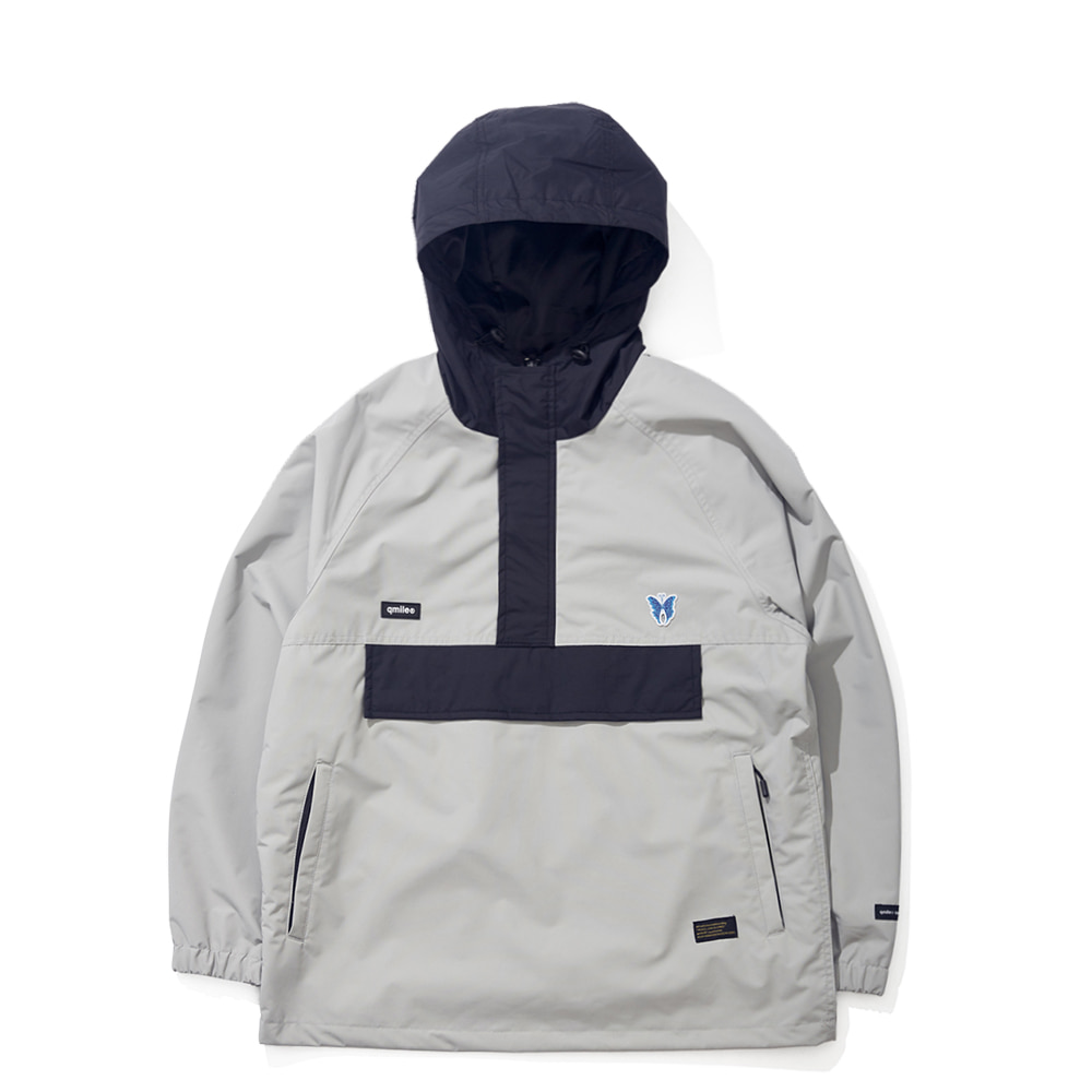 25A MS ULYSSES ANORAK GREY
